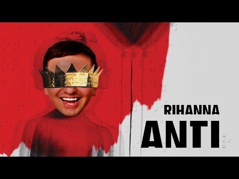 (ОБЗОР АЛЬБОМА) Rihanna - АНТИрекорд года?