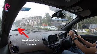 Why do Road accidents increase in Monsoon? #FordCartesy