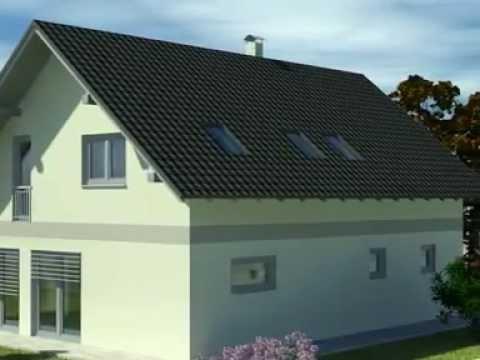 RIHTER gradnja nizkoenergijske montažne hiše