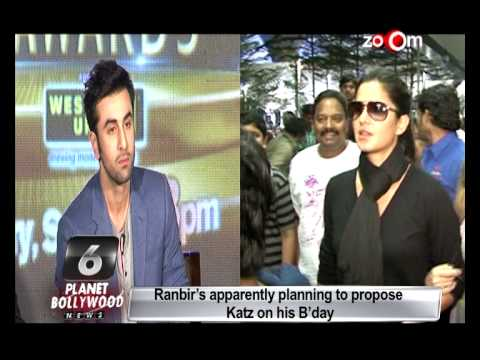 Planet Bollywood News - Shahrukh Khan & Ajay Devgn talk about ongoing screen sharing problem, Katrina avoids media & more