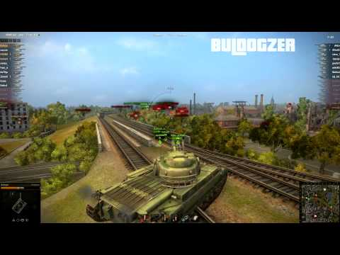 World of Tanks CZ gameplay #18 (Conqueror & Velký Park)
