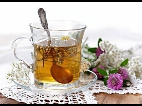 Травяной лечебный чай - липа, мята, иван-чай