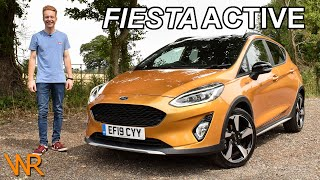 Ford Fiesta Active B&O 2019 Review | WorthReviewing
