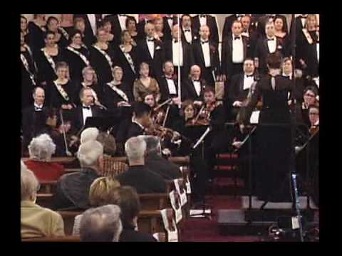 Sinfony from Handel's Messiah