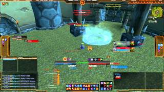 WoW Fire Mage PvP: Low Rated Arena patch 4.3 Fire Mage/Arms Warrior Vs. Disc Priest/DK