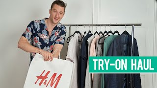 H&M Summer Try-On Haul 2019 | Men's Fashion