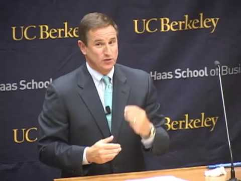 Mark Hurd, CEO, Hewlett-Packard - Haas School