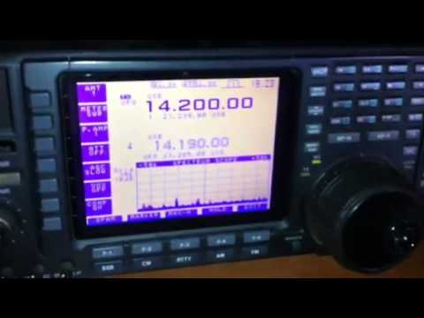 Icom IC-756 vs Kenwood TS-950 SDX