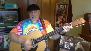 333b -  Watching The Wheels  - John Lennon cover  - Vocals  - Acoustic guitar & chords