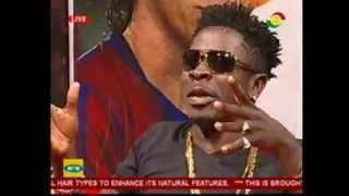 Diva Show - Shatta Wale and Others Discuss Bukom Banku and  Powers Fight - 17/5/2014