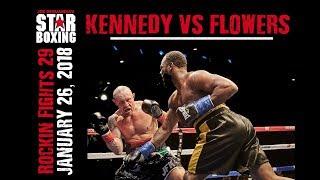 Rockin' Fights 29: Shaun Kennedy vs Darrius Flowers