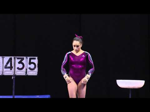 Jordyn Wieber - Vault - 2012 Visa Championships - Sr Women - Day 2