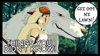 7 Things You (Probably) Didn't Know About Princess Mononoke!