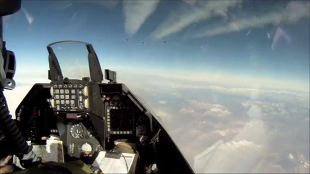 F 15 Cockpit Amazing Fighter Jets -...