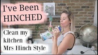 CLEAN WITH ME MRS HINCH STYLE | CLEANING MOTIVATION | KERRY WHELPDALE