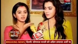 Swaragini 15th September 2015 news