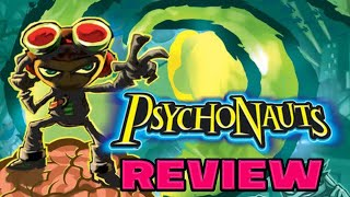 Psychonauts Review and Retrospective
