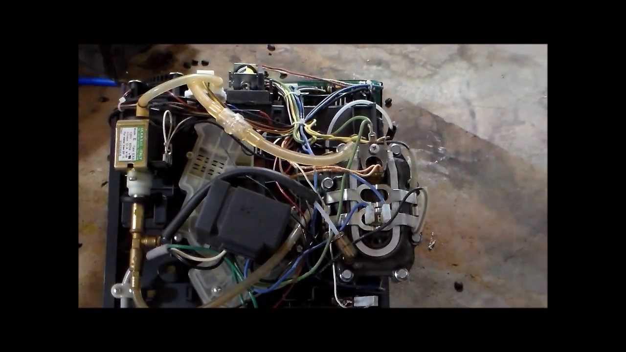 Saeco Vienna Espresso Machine Pump Replacement