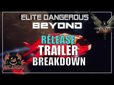 Elite: dangerous Beyond Chapter 1 Release Date Trailer  season 3