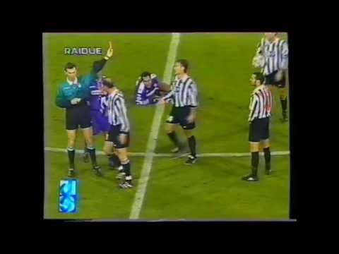 Fiorentina - Juventus 1-0 (13.12.1998) 13a Andata Serie A.