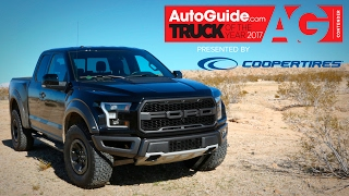 2017 Ford F-150 Raptor - 2017 AutoGuide.com Truck of the Year Contender - Part 5 of 6