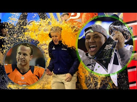 SEAHAWKS DESTROY PEYTON MANNING AND HIS BRONCOS + MILEY LEAKS NUDE PICS! - ADD Presents: The Drop