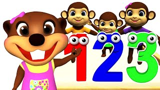 """""""Songs to Teach Counting 1-10"""" & More 