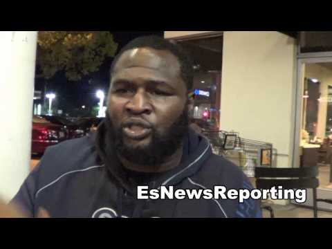 james toney thinks manny pacquiao beats tim bradley EsNews Boxing