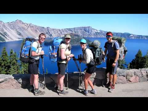 Hiking the Pacific Crest Trail - Basic Information