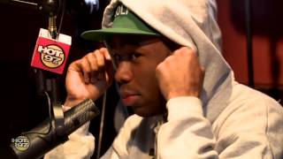 Tyler, The Creator Video - Tyler Talks to Ciph & Rosenberg about Frank at the Grammys and the N Word