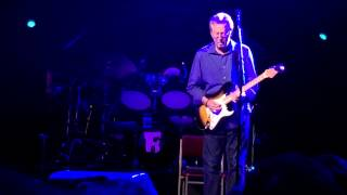 Eric Clapton Best Of 2015 au Royal Albert Hal