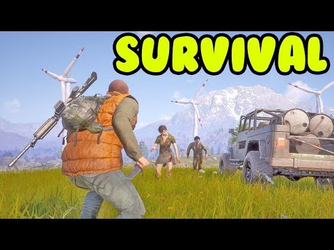 The Greatest Zombie Survival Game! (State Of Decay 2)