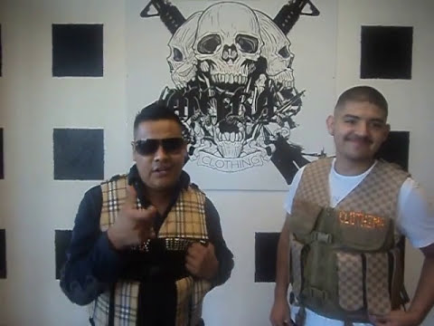 CLIKA LOS NECIOS EN ANTRAX CLOTHING BOUTIQUE!!!!! 8 CEREBROS!!!!!