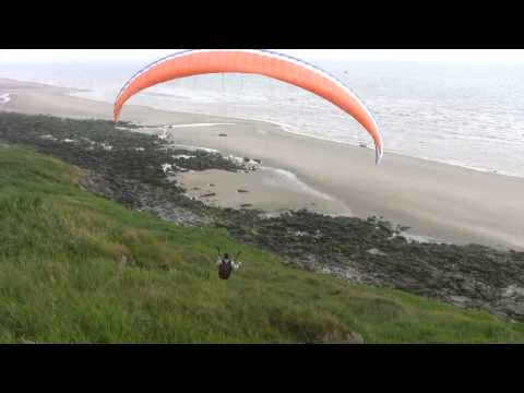 normandy equihen beach activities (video by ben&hanny)