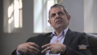 Rowan Atkinson Talks About His Johnny English - Rolls-Royce Experience