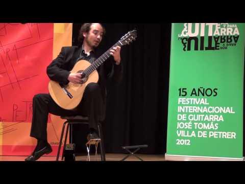 Jaime Velasco Ayensa - Giulio Regondi INTRODUCTION&CAPRICE