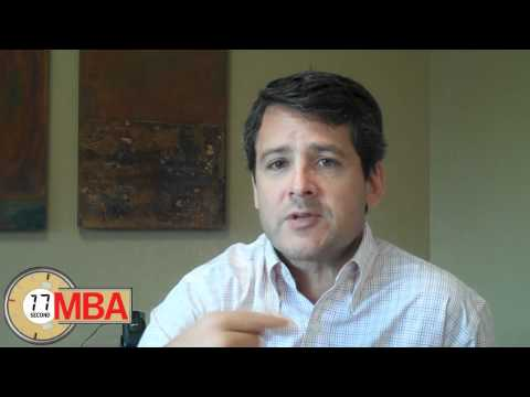 30 Second MBA - Jeff Swartz, CEO of Timberland