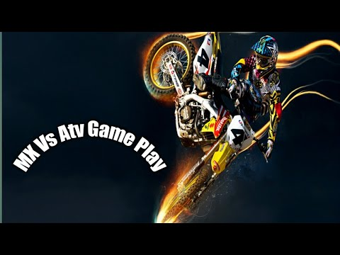 MX Vs Atv Reflex Game Play