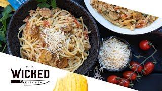 Vegan Seafood Pasta   The Wicked Kitchen   S3 • E1