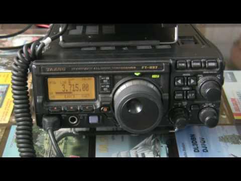 Yaesu FT-897 / FT-857 Review