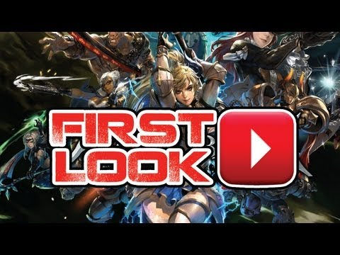 ArcheBlade Gameplay - First Look HD