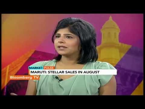 Market Pulse: Maruti: Stellar Sales In August