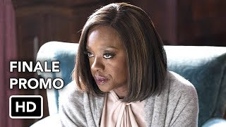 """How to Get Away with Murder 4x15 Promo """"Nobody Else Is Dying"""" (HD) Season 4 Episode 15 Season Finale"""