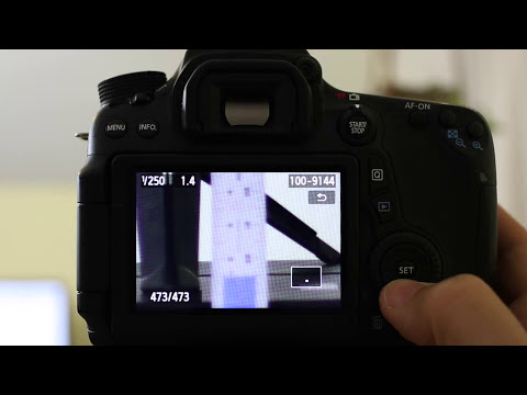 How-To: Auto Focus Micro Adjustments on the Canon 70D [DRAFT]