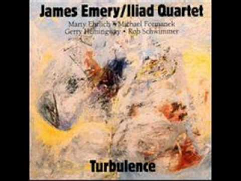 James Emery Iliad Quartet - Smoke Detector