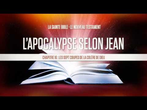 « Chapitre 16 : Les sept coupes de la colère de Dieu » - L'apocalypse selon Jean