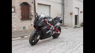 "Bimota DB7 ""SP"" - ""Walk Around"" - (Engine On)"