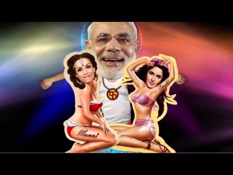Party All Night! (narendra Modi Parody Version) video