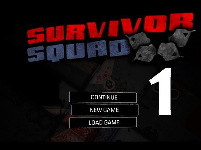 Руководство запуска: Survivor Squad по сети