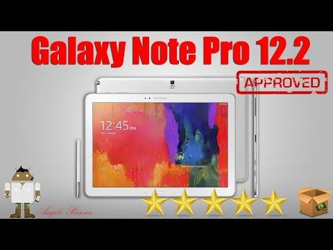 Mini Review - Tablet Samsung Galaxy Note Pro 12.2 (Português-BR)